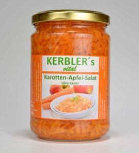 Bild von Kerblers Karotten-Apfel-Salat