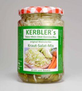 Bild von Kerblers Kraut-Salat-Mix