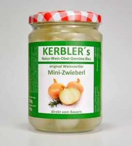 Bild von Kerblers Mini-Zwieberln