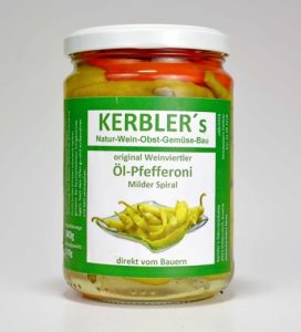 Bild von Kerblers Öl-Pfefferoni