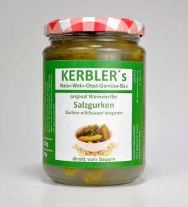 Bild von Kerblers Salzgurken