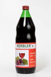 Bild von Kerblers Traubensaft rot