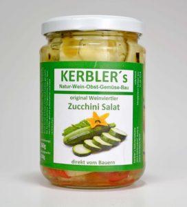 Bild von Kerblers Zucchini-Salat
