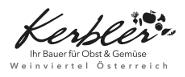 Firmenlogo von Kerblers Farm - Ihr Bauer für Obst und Gemüse im Weinviertel
